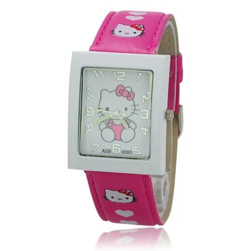 Dětské vodotěsné hodinky s motivy Hello Kitty - inChina.cz ... 65898c7a53e