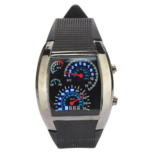 Часы наручные СПИДОМЕТР - YouTube3 фев 2014 ... купить лед часы спидометр, часы наручные в виде спидометра, мужские